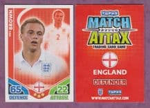 England Wes Brown Manchester United 64