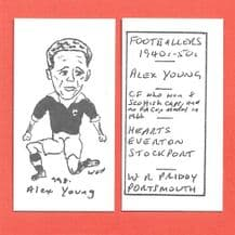 Everton Alex Young 998