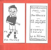 Everton Jimmy Tansey 876