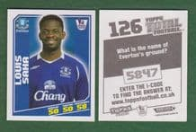 Everton Louis Saha France 126