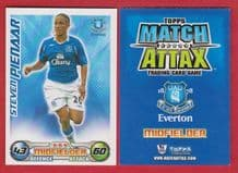 Everton Steve Pienaar South Africa