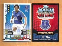Everton Steven Pienaar 104 (AS)