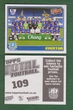Everton Team 109