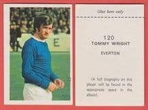 Everton Tommy Wright England