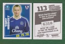 Everton Tony Hibbert 113