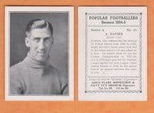 Exeter City Arthur Davies 11