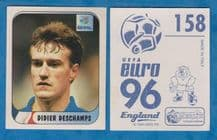 France Didier Deschamps Juventus 158 (E96)
