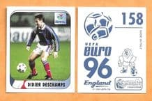 France Didier Deschamps Juventus 158 (W) (E96)
