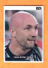 France Fabien Barthez Manchester United