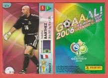 France Fabien Barthez Marseille 6 2006