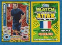 France Franck Ribery Bayern Munich Star Player 109