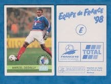 France Marcel Desailly A.C Milan E