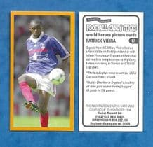 France Patrick Vieira Arsenal 17 (TBWH)
