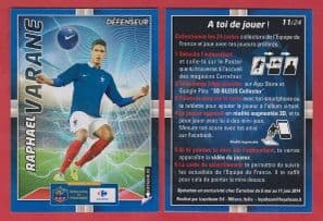 France Raphael Varane Real Madrid