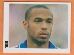 France Thierry Henry Arsenal 108