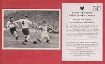 France v West Germany 1952 Deladerriere Nancy Posipal Hamburg Retter Stuttgart D3