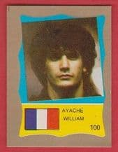 France William Ayache 100