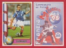 France Youri Djorkaeff Inter Milan