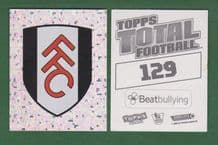 Fulham Badge 129