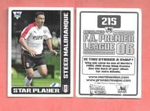Fulham Steed Malbranque 215 Star Player