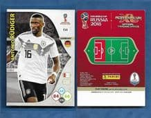 Germany Antonio Rudiger Chelsea 2018 158