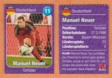 Germany Manuel Neuer