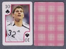 Germany Mario Gomez Bayern Munich 10C