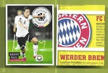 Germany Mesut Ozil 2010-11