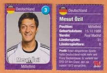 Germany Mesut Ozil