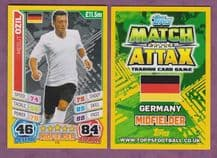 Germany Mesut Ozil Arsenal 125
