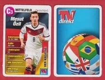 Germany Mesut Ozil Arsenal