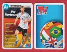 Germany Per Mertesacker Arsenal
