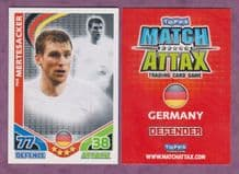 Germany Per Mertesacker Werder Bremen 94