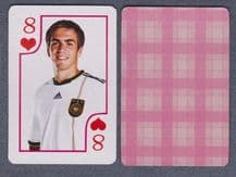 Germany Philipp Lahm Bayern Munich 8H