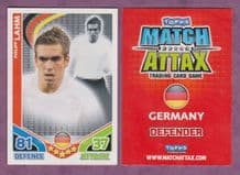 Germany Philipp Lahm Bayern Munich 95