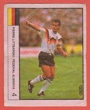 Germany Pierre Littbarski Koln 4