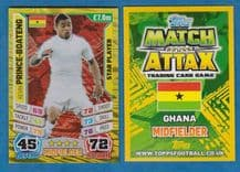 Ghana Kevin Prince-Boateng Schalke 04 Star Player 128
