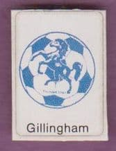 Gillingham Badge (B)