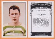 Glasgow Celtic Andy McAtee 6