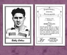 Glasgow Celtic Bobby Collins 11 (1) ***
