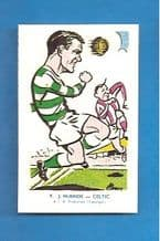 Glasgow Celtic Joe McBride 9 (AJB)