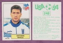 Greece Antonis Minou Apollon Smyrnis 248