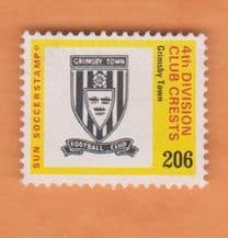 Grimsby Town 206 (H)