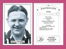 Grimsby Town Duncan McMillan 9 (13) ***