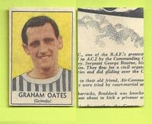 Grimsby Town Graham Oates 1969