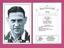 Grimsby Town Jim Bloomer 8 (13) ***