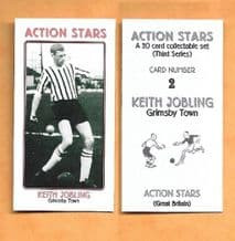 Grimsby Town Keith Jobling 2 (AS3)