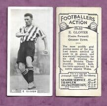 Grimsby Town Pat Glover 51