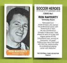 Grimsby Town Ron Rafferty 1 (SH2)