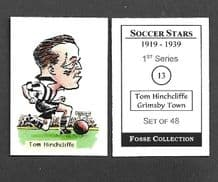 Grimsby Town Tom Hinchcliffe 13 (FC)